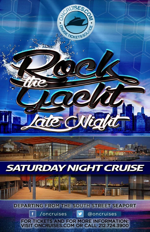 Rock the Yacht! Late Night