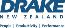 Powered by Drake New Zealand logo