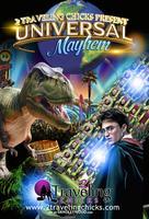 2015 Universal & Disney Experience