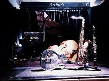 Arthur's Blues and Jazz Club logo