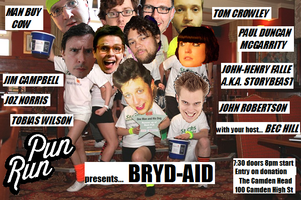Pun Run presents... BRYD-AID