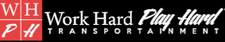 Work Hard Play Hard Transportainment LLC logo