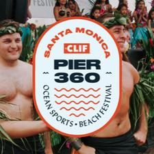 Santa Monica Pier 360 logo