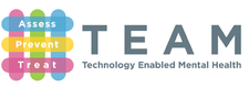 Technology Enabled Mental Health for Young People logo