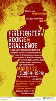 Firefighter Rookie Challenge
