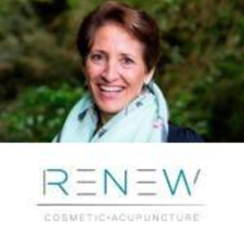 Liz Blizzard - Renew Cosmetic Acupuncture logo