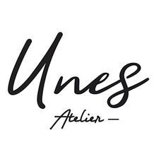 Violette et Matthieu de Atelier Unes logo