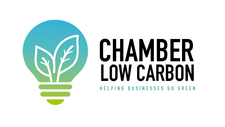 Chamber Low Carbon  logo