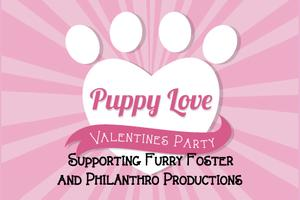 PUPPY LOVE, Valentine's Party benefiting Homeless Pets