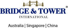 Bridge & Tower International Pte Ltd logo