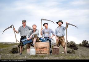 Alpin Drums - Der Berg groovt! - Bad Tölz