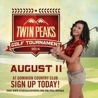 2nd Annual Twin Peaks Golf Tournament - San Antonio