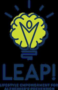 LEAP! - KU Alzheimer's Disease Center logo