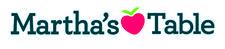 Martha's Table Summer 2018 Programming logo
