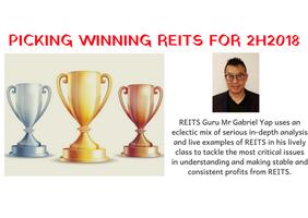 Picking Winning REITs for 2H2018