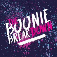 The Boonie Breakdown  logo