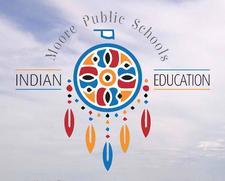 Moore Public Schools Indian Education logo