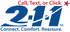 Contact 211 of Northeast Tennessee logo