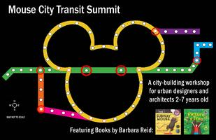 Mouse City Transit Summit, with Barbara Reid