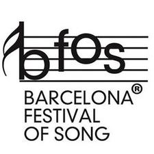 Barcelona Festival of Song  logo
