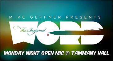 Monday Night Open Mic @ Tammany Hall - Music, Comedy,...