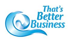 That's Better Business logo