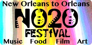 NO2O Festival: Evan Christopher Master Class April 12...