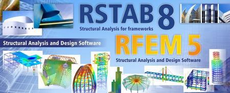 RSTAB/RFEM rekensoftware voor stabiliteit van...
