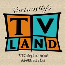 Virtuosity Performing Arts Studio logo