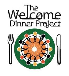 The Welcome Dinner Project - Victoria logo