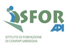 Isfor Api - Istituto di Formazione della Confapi Sardegna logo