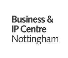 Business and IP Centre Nottingham logo