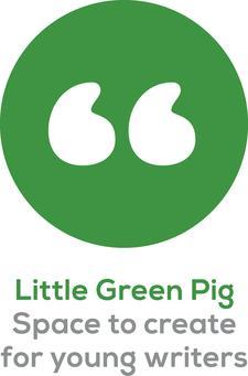 Little Green Pig logo