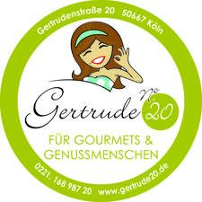 Gertrude No. 20 Delikatessen logo