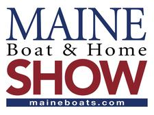 Maine Boats, Homes & Harbors logo