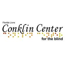 Conklin Center for the Blind logo