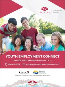 S.U.C.C.E.S.S. Youth Employment Connect logo