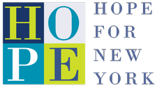 Hope for New York logo