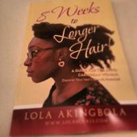 """8 Weeks to Longer Hair!"" Book Launch"