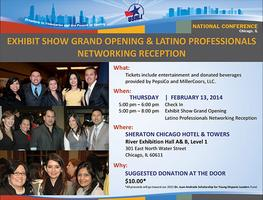 USHLI National Conference Latino Professionals Networki...