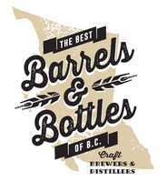 Barrels & Bottles: BC's Craft Brewers & Distillers...
