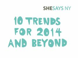 10 trends for 2014 and beyond