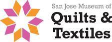 San Jose Museum of Quilts & Textiles logo