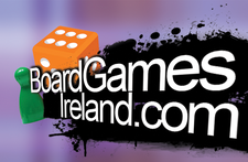 Board Games Ireland logo
