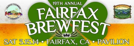 Fairfax Brewfest 2014 • 19th Annual • St. Patrick's...