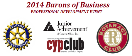 2014 Barons of Business - Professional Development...