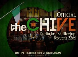 theCHIVE's 1st Official Dublin Meetup 2014!