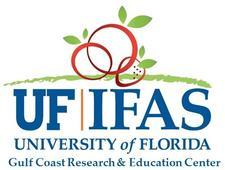 University of Florida/IFAS Gulf Coast REC logo