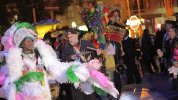 Mardi Gras San Francisco Style:  Fat Tuesday in the...