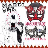 Art Macabre's MARDI GRAS: Masquerade Special